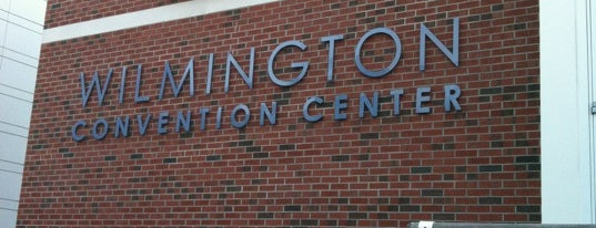 Wilmington Convention Center is one of Loraさんのお気に入りスポット.