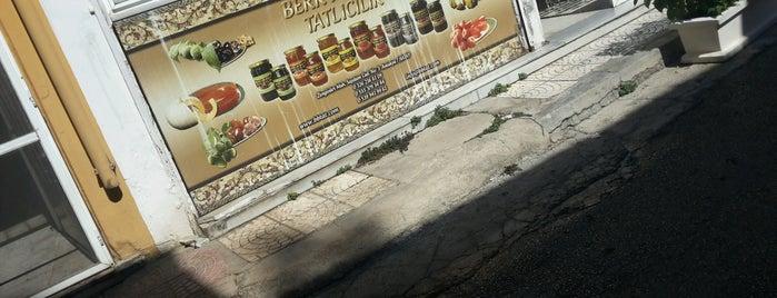 Berk & Buket Tatlıcılık is one of Tempat yang Disukai ethem.