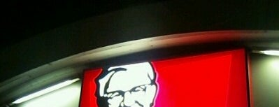 KFC is one of Orte, die Carl gefallen.