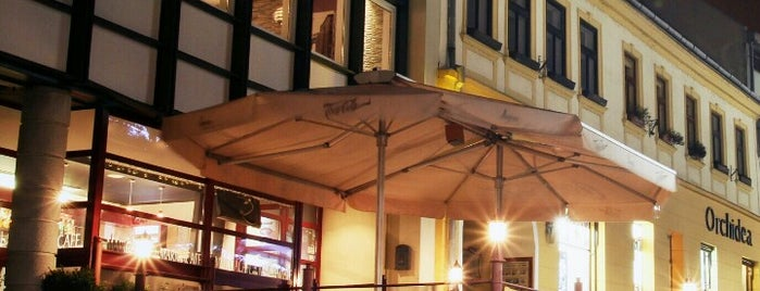 Marica Café-Bar & Restaurant is one of Tiborさんのお気に入りスポット.