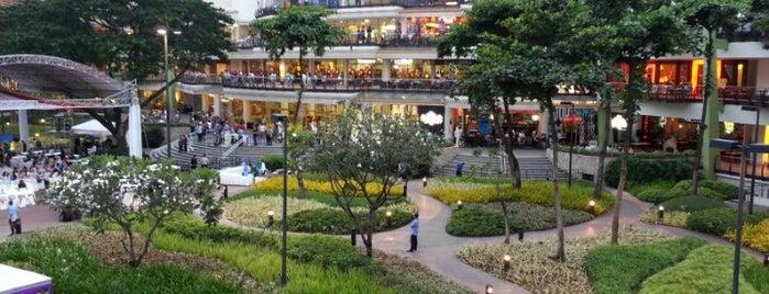 The Terraces is one of CEBU PI.