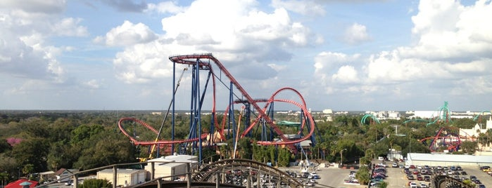 Busch Gardens Tampa Parking Complex is one of Been Here.