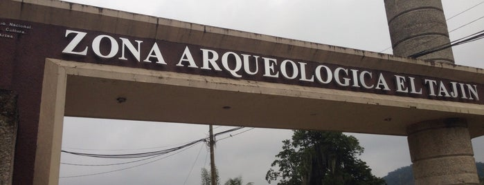 Zona Arqueológica El Tajín is one of Lugares favoritos de Jose.