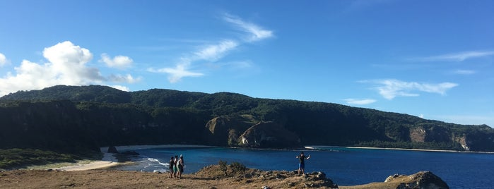 Sibang Cove is one of Philippines.