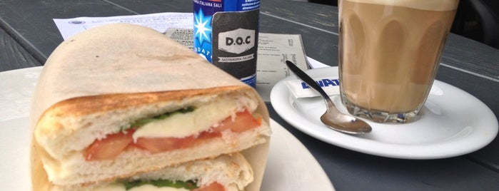 D.O.C Espresso is one of Concierge James Ridenour's Best of Melbourne.