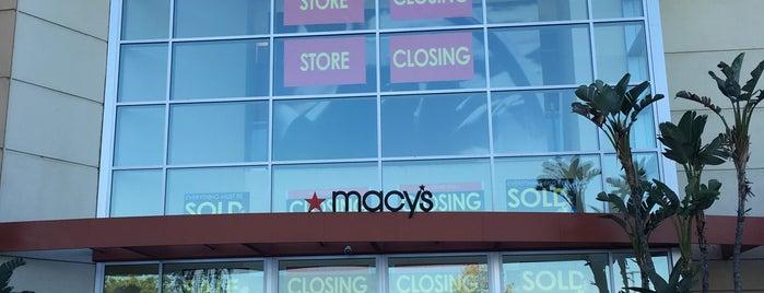 Macy's is one of Lugares favoritos de Alicia.