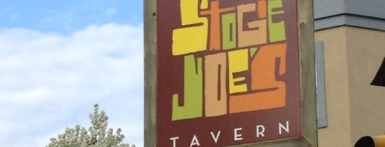 Stogie Joe's Tavern is one of Pope-Inspired Philly Eats.
