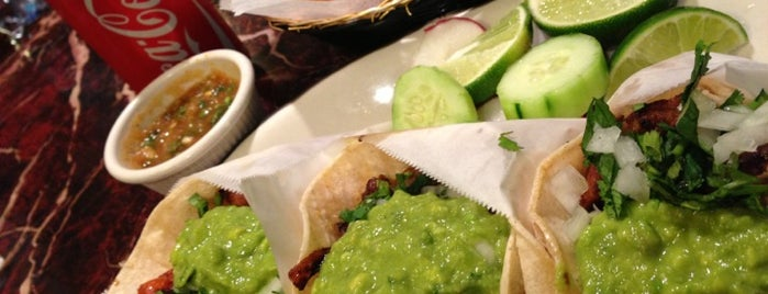 El Mariachi Restaurant is one of Astoria favorites.