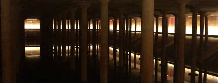 Buffalo Bayou Cistern is one of Museums and Venues.