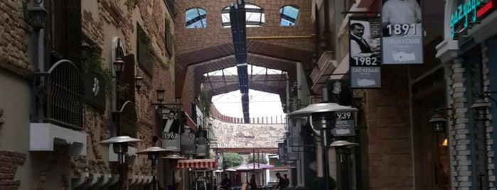 Nostalji Sokağı is one of Lugares favoritos de k&k.