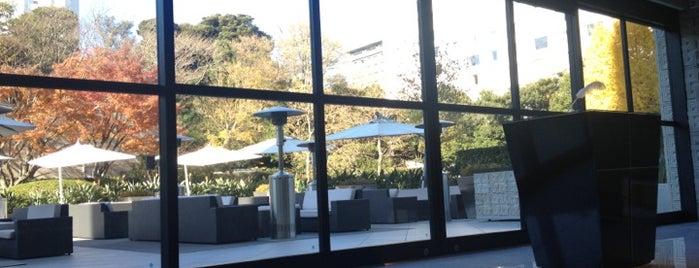 GARDEN CAFE with TERRACE BAR is one of Shinagawa・Sengakuji.