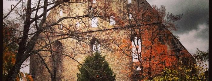 Pirita klooster is one of Gespeicherte Orte von Dmytro.