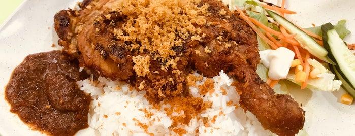 Micheenli Guide: Nasi Ayam Penyet/Goreng in SG