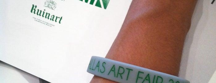 Dallas Art Fair is one of Lieux qui ont plu à Jimmy.