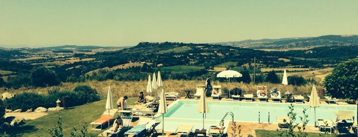 Saturnia Tuscany Hotel is one of 4sq Specials in Tuscany.