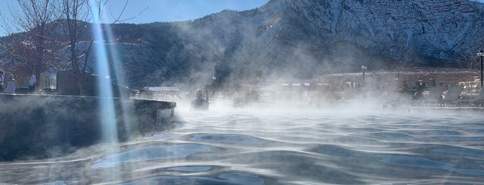 Iron Mountain Hot Springs is one of Want to Try Out New 2.