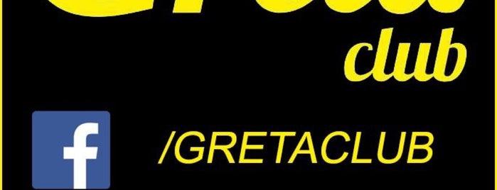 Club Greta is one of สถานที่ที่ Rodrigo ถูกใจ.