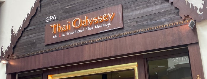 Thai Odyssey is one of IG @antskongさんのお気に入りスポット.