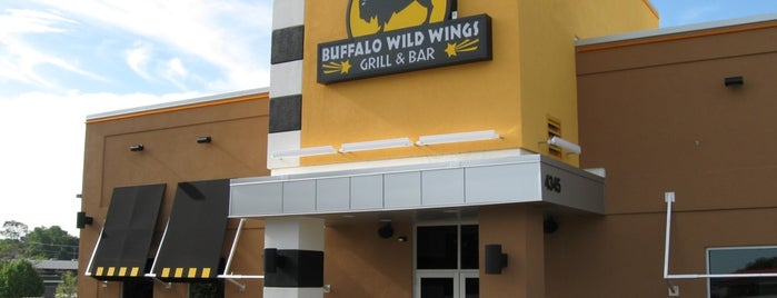 Buffalo Wild Wings is one of Posti che sono piaciuti a Jason.
