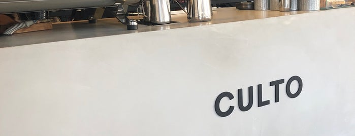 Culto is one of Cafes.