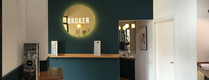 Broker is one of Tapeo.