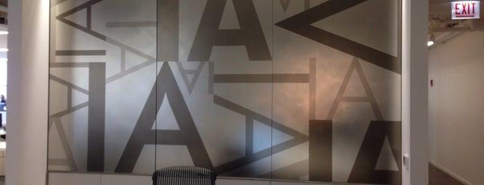 IA Interior Architects is one of Andy : понравившиеся места.