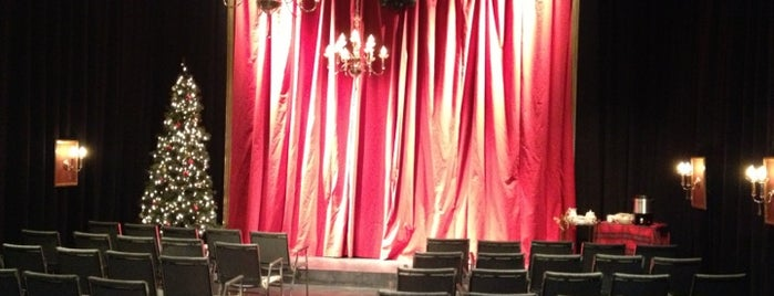 The Building Stage is one of Comedy & Theater in Chicagoland.