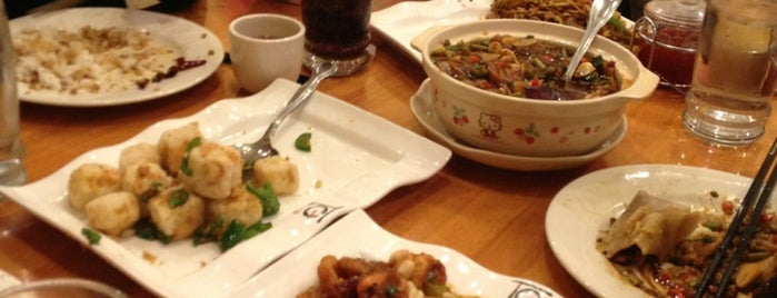 Lao Hunan is one of 2014 Bib Gourmand.