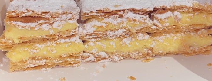Mille Feuille Bakery is one of Riyadh Gathering Food.