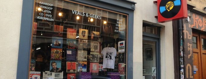 Veals & Geeks is one of Brussel.