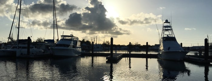 Safe Harbor Marina is one of Florida Keys.