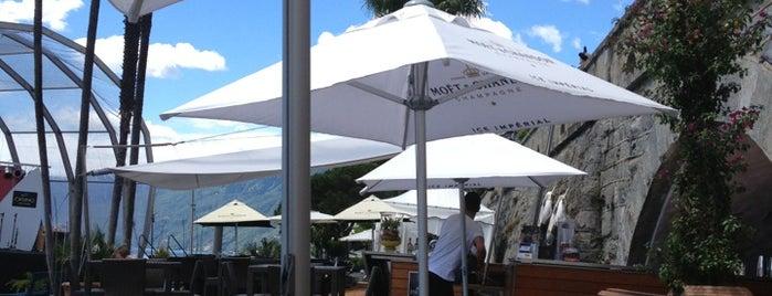 SeVen Sea Lounge is one of Tutto Ticino.