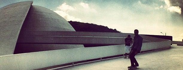 Fundação Oscar Niemeyer is one of Brazil.