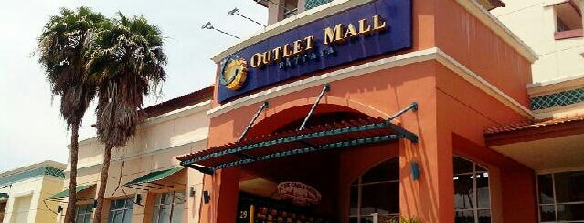 Outlet Mall Pattaya is one of Paolo 님이 좋아한 장소.