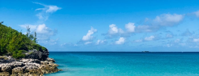 Cooper's Island Beach is one of Bermuda Spots.