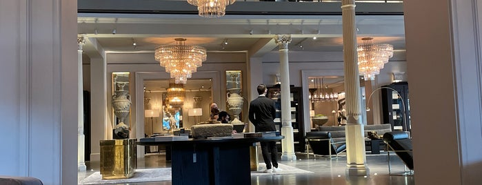 Restoration Hardware is one of Eating and Drinking NYC.