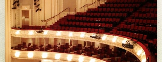 Symphony Center (Chicago Symphony Orchestra) is one of been and love.