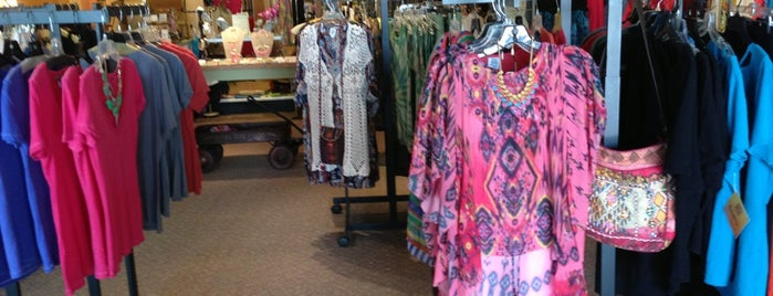 Galatea Boutique is one of Raleigh Localista Favorites.