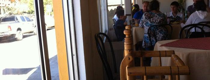 Restaurant El Manzano is one of Santiago de Chile.
