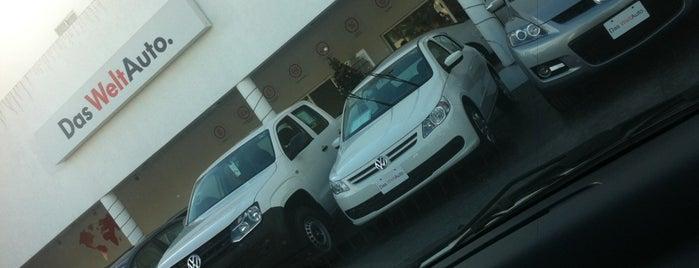 VW Americas is one of Posti che sono piaciuti a Guillermo.
