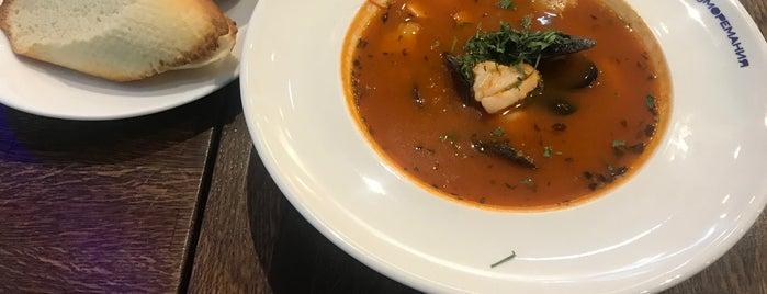 Моремания is one of Restaurants 3.