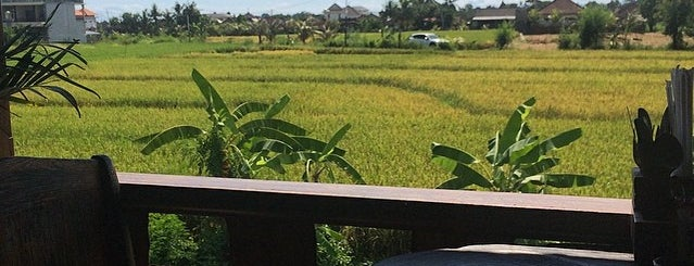 Betelnut Cafe is one of Bali's Best.