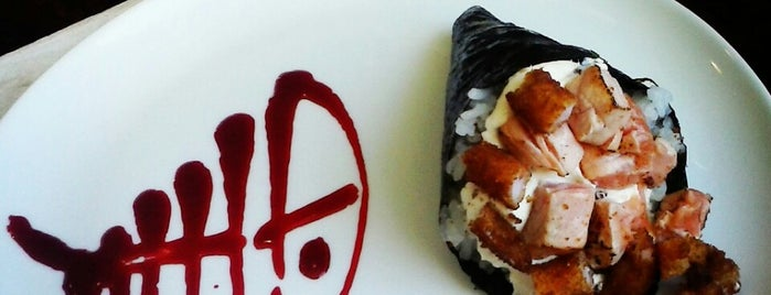 Jin Sushi Bar is one of Moço, aceita Sodexo? [RECIFE].