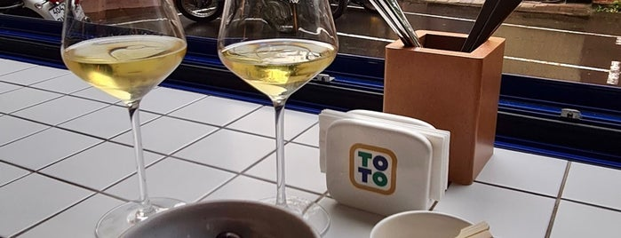 Toto is one of InVinoVeritas.