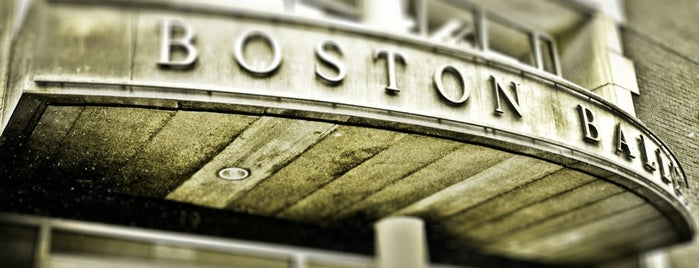 Boston Ballet Headquarters & School is one of Boston.