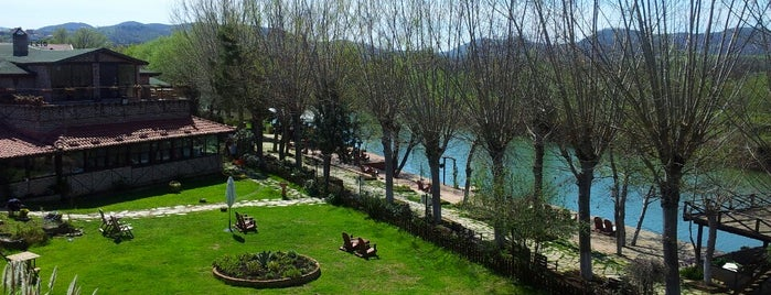 Ağva Greenline Guesthouse Hotel is one of Gidilenler.
