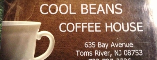 Cool Beans Coffee House is one of Dirty Jersey.