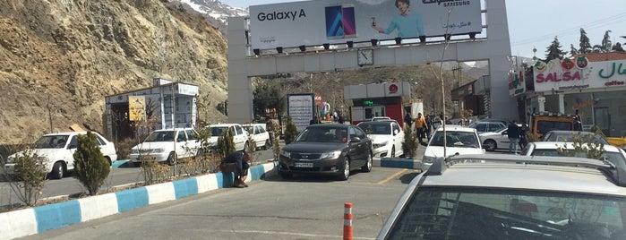 Bam-e Tehran Parking   پارکینگ بام تهران is one of Locais curtidos por Golfam.