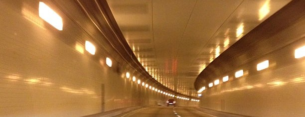 Caldecott Tunnel is one of Arthur's Main list of things to do..