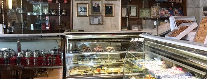 Mignon Chocolate & Pastry | شکلات و شیرینی سرای مینیون is one of Lieux qui ont plu à Rozhin.